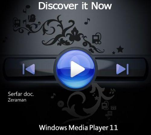 Windows Media Player (WMP)