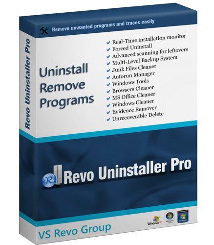 PATCH | Revo Uninstaller Free | Pro - скачать бесплатно по прямой ссылке